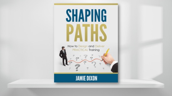 Shaping Paths Book