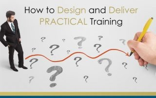 Shaping Paths - How to Design and Deliver Practical Training